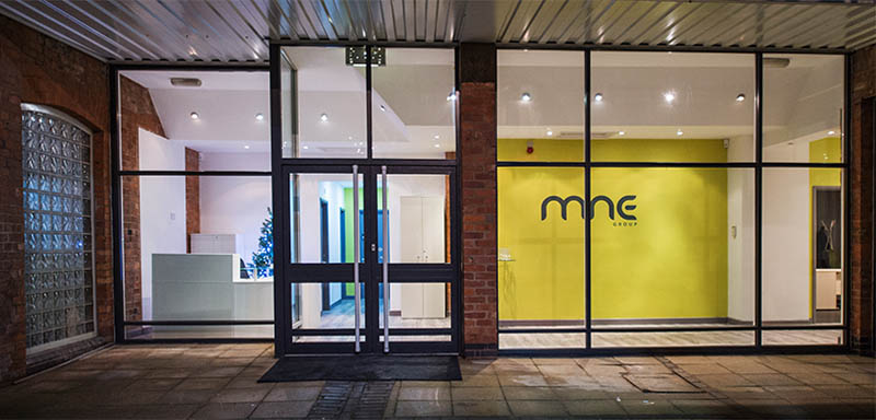 mne Leicester office